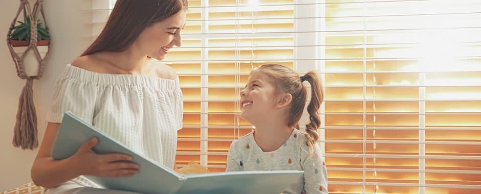 Choosing child safe window-blinds