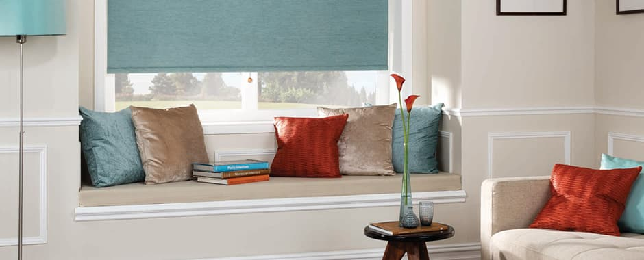 Thermal blackout blinds