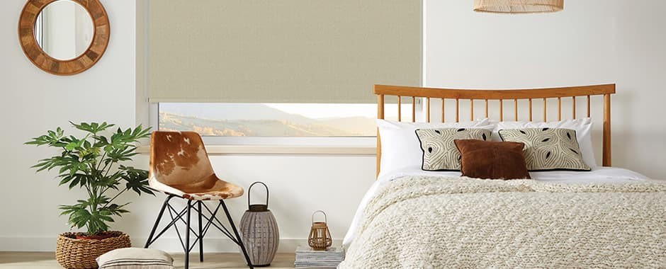 Which type of roller blind fabric will suit my room