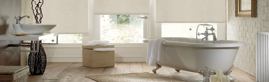 Made to Measure Bathroom Blinds