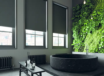 Bathroom Blinds Luxury Made To Measure In The Uk