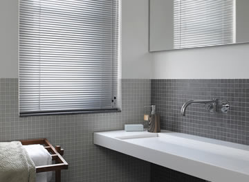 Bathroom blinds luxury made to measure in the uk for Best blinds for bathrooms