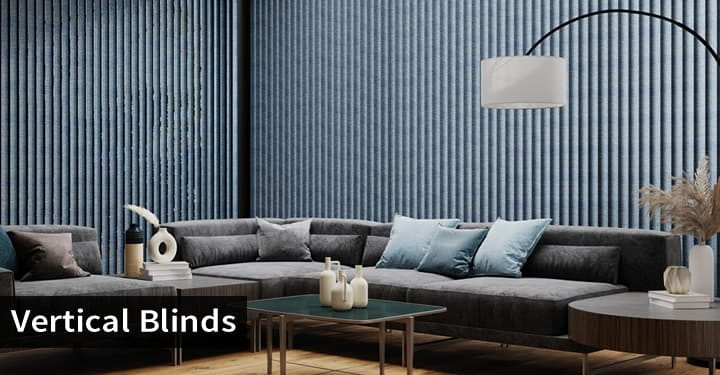 Conservatory Vertical Blinds