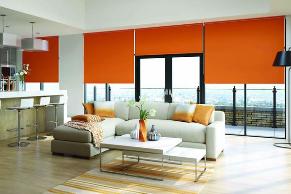 roller blind - Blinds For Patio Doors