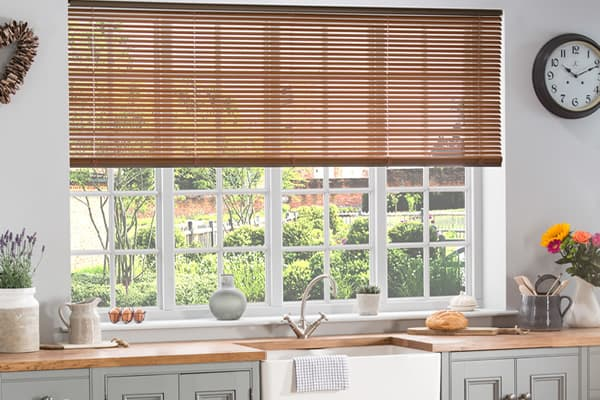 extra wide window blinds ideal for larger windows english blinds. Black Bedroom Furniture Sets. Home Design Ideas