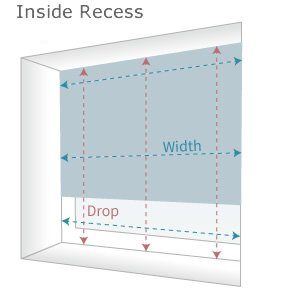 How to Measure Inside the Recess