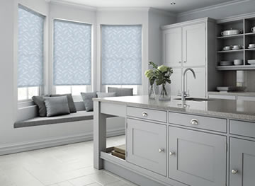 Kitchen Blinds Luxury Made To Measure In The Uk