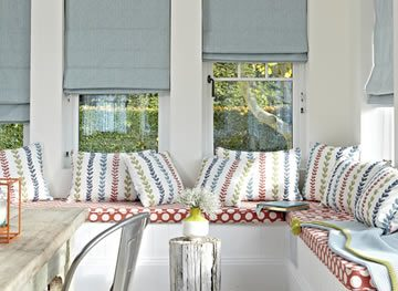 Kitchen Blinds | Luxury, Made to Measure in the UK – English Blinds