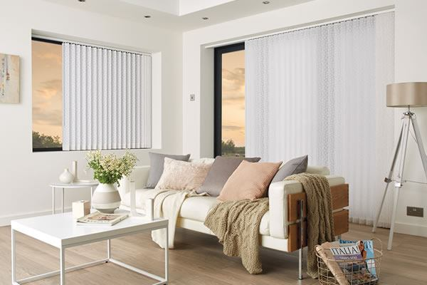 Luxury Vertical Blinds