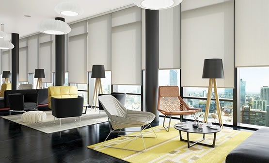 Office Blinds Commercial Contract Trade Business Blinds English Blinds