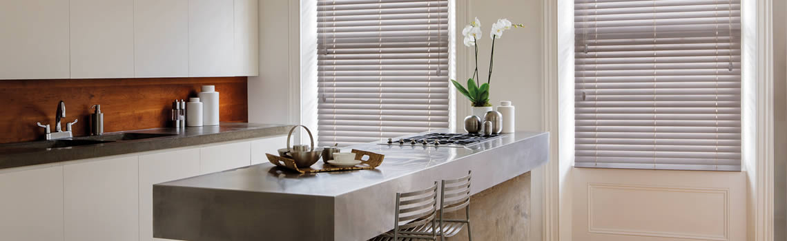 Made to Measure Wooden Blinds