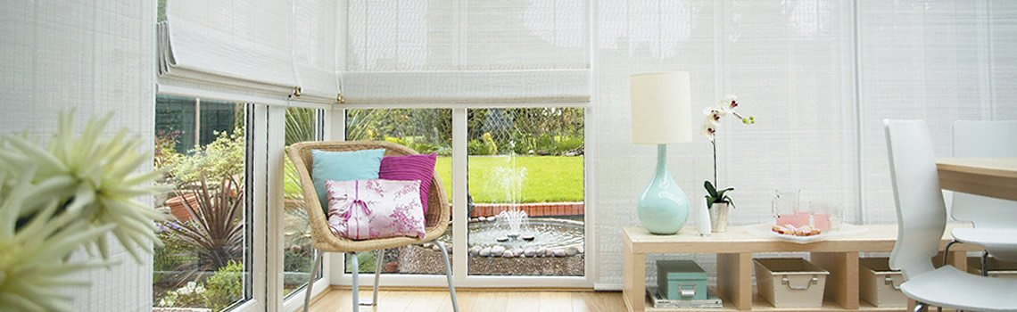 High Quality Made to Measure Woven Wood Blinds