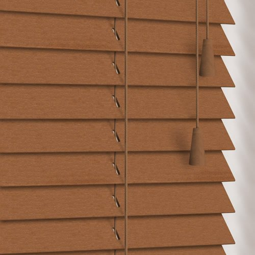25mm Cottage Pine Wooden Blind