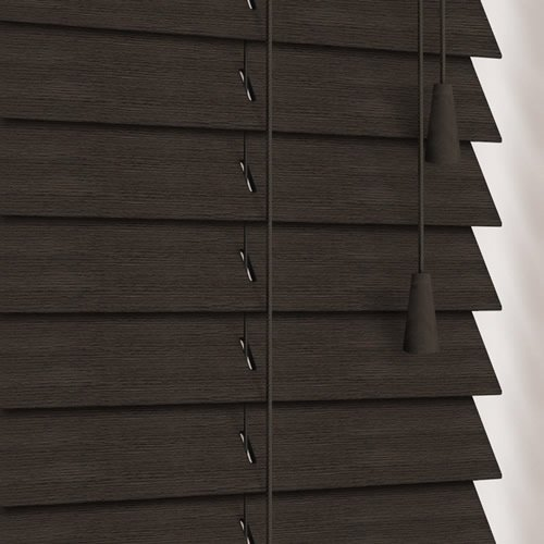 35mm Wenge Wooden Blind