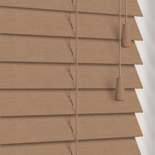 35mm Tawny Wooden Blind