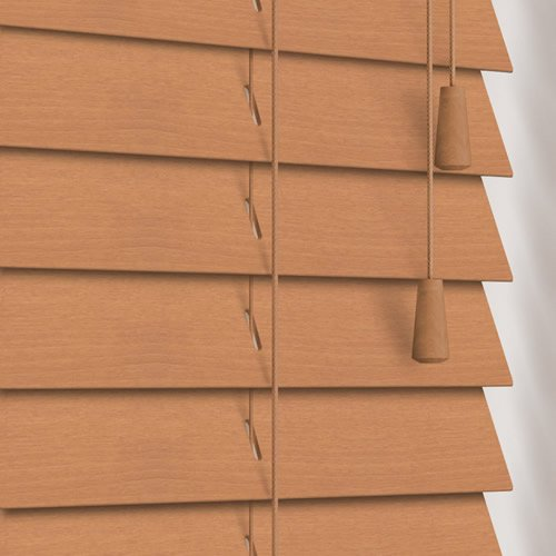 50mm Beech Wooden Blind