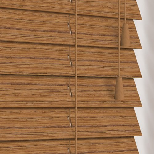 50mm Native Cottage Pine Wooden Blind
