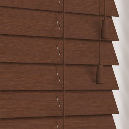 50mm Rowan Wooden Blind