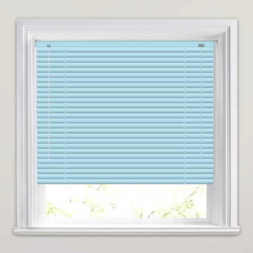 25mm Aqua Light Venetian Blind