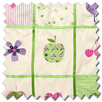 Baby Patchwork Lavender