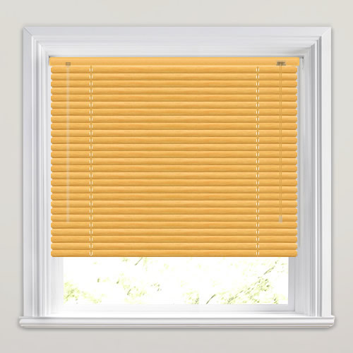 25mm Beech Venetian Blind