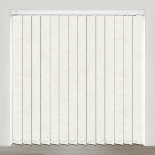 Spa Jasmine Vertical Blind