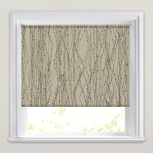 Electricity Blackout Roller Blind
