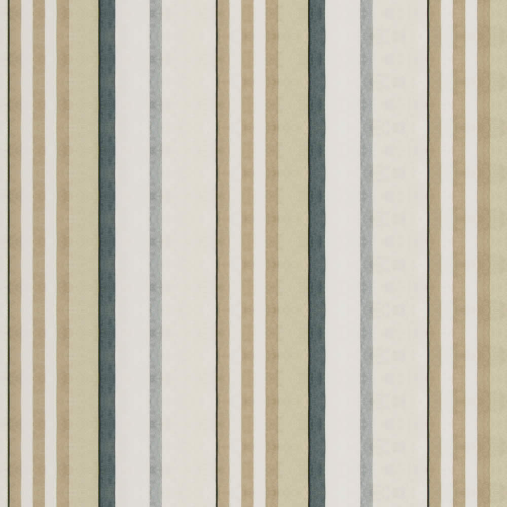 Grey Beige Taupe Cream Amp White Striped Roman Blinds