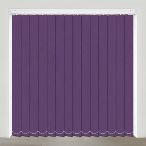 Vitsy Pout Vertical Blind