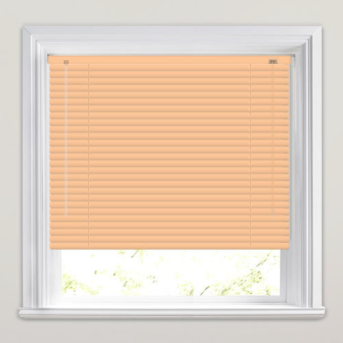25mm Brushed Terracotta Venetian Blind