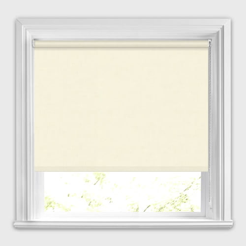 Butter Pale Yellow Roller Blinds Direct Online