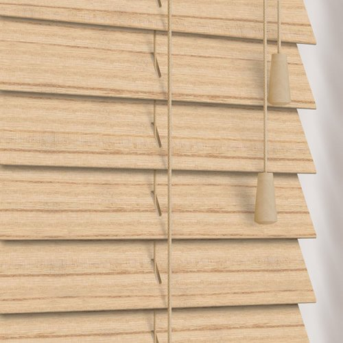 50mm Canadian Maple Wooden Blind