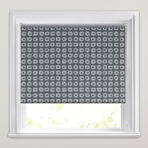 Giuliano Charcoal Roller Blind