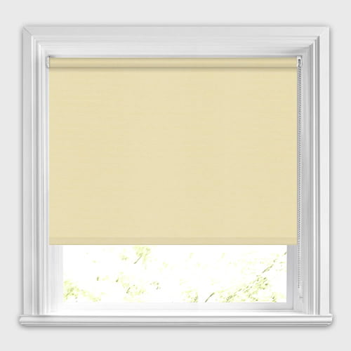 Neo Beige Roller Blind Dim Out Amp Wipe Clean 50 Off
