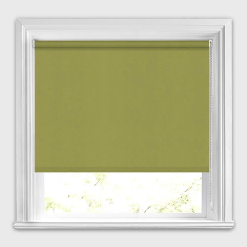 Neo Deep Lime Green Roller Blinds Made To Measure 50 Off