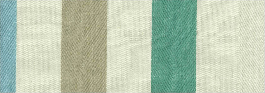 Striped Curtains Luxury Taupe Blue White Amp Green