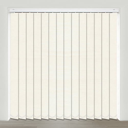 Vitsy Cream Vertical Blind