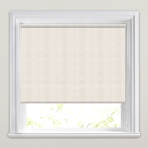 Delmar Cream Roller Blind