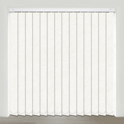 Malabo Oyster Vertical Blind