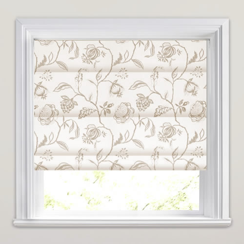 Lahini Natural Roman Blind
