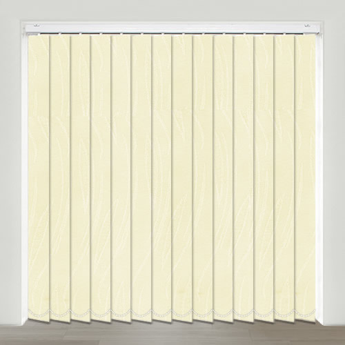 Latino Orchid Vertical Blind