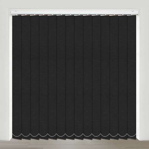 Juniper Black Magic Vertical Blind