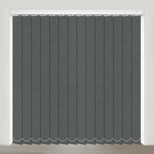 Sweet Dreams Graphite Vertical Blind