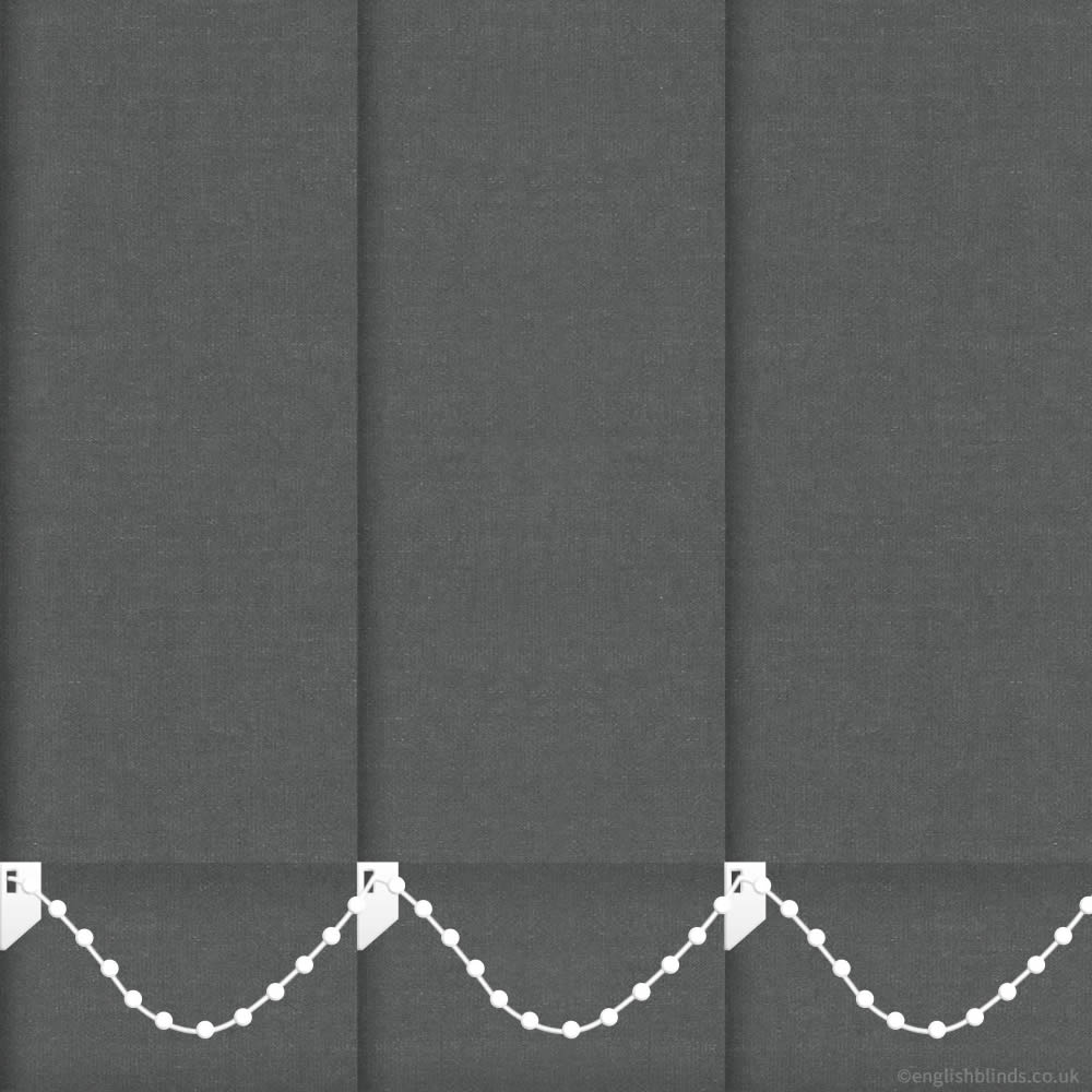 Sweet Dreams Graphite Vertical Blinds Made To Measure