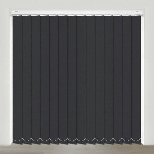 Sweet Dreams Slate Vertical Blind