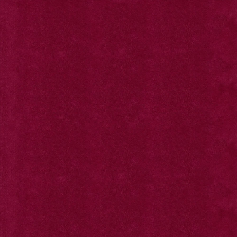 Deep Berry Red Suede Roller Blinds Luxury Blackout
