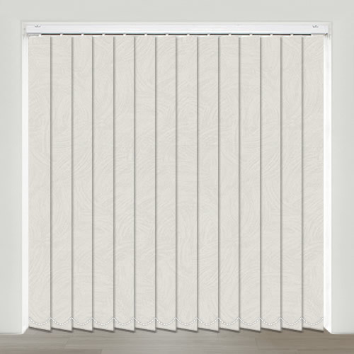 Malabo Cream Vertical Blind