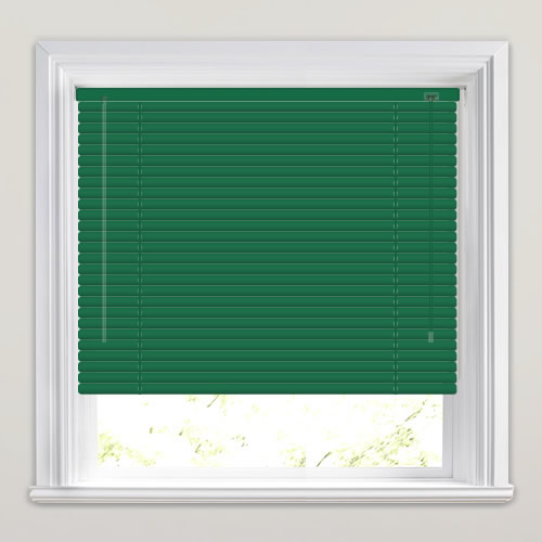 25mm Emerald Venetian Blind