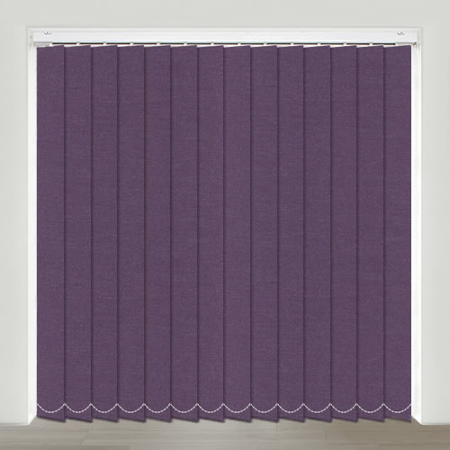 Sweet Dreams Berry Vertical Blind