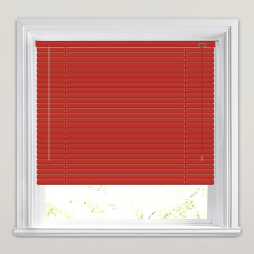 25mm Flame Venetian Blind